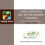 Carta Específica del Sector Mueble y Madera