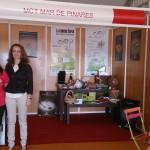Stand Feria de Cuéllar-MTC Mar de Pinares