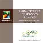 Carta Específica de Servicios Públicos